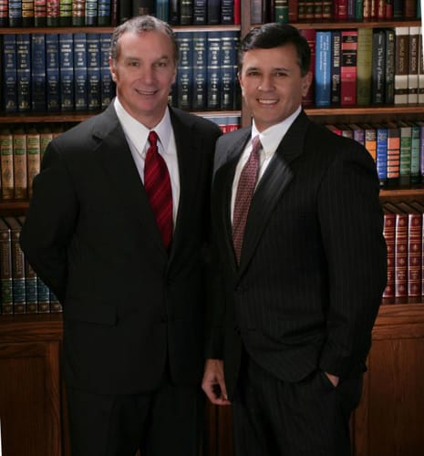 Andrew Rahaim and Sheldon Saints Attorneys